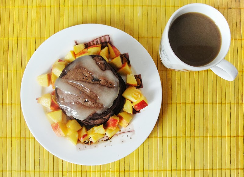 Przepis na: plackowe brownie z cukinią i miodem Portal Pszczelarski