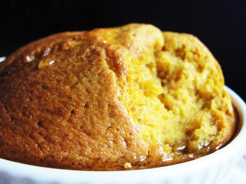Lawendowe ciasto dyniowe Portal Pszczelarski