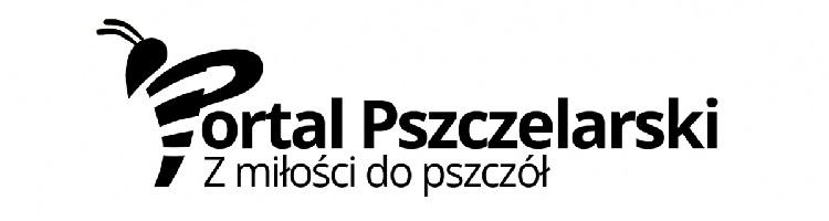 Baner Portal Pszczelarski biały 750/200 px